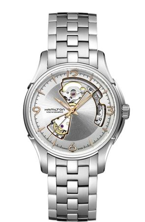 Hamilton Jazzmaster Open Heart  Men's Watch H32565155