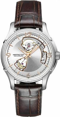 Hamilton Jazzmaster Open Heart  Men's Watch H32565555