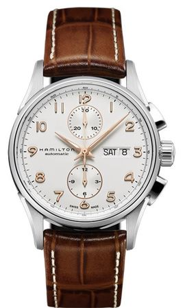 Hamilton Jazzmaster Maestro Auto Chrono  Men's Watch H32576515