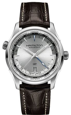 Hamilton Jazzmaster GMT Auto  Men's Watch H32605551
