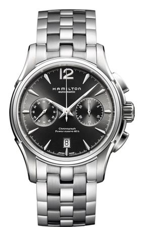 Hamilton Jazzmaster Auto Chrono  Men's Watch H32606185