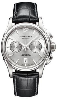 Hamilton Jazzmaster Auto Chrono  Men's Watch H32606855