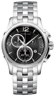 Hamilton Jazzmaster Chrono Quartz  Men's Watch H32612135