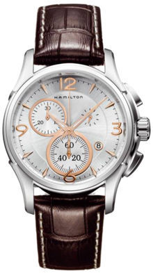 Hamilton Jazzmaster Chrono Quartz  Men's Watch H32612555