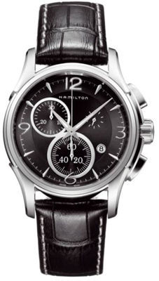 Hamilton Jazzmaster Chrono Quartz  Men's Watch H32612735