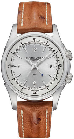 Hamilton Jazzmaster Traveler GMT  Men's Watch H32625555