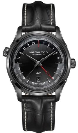 Hamilton Jazzmaster GMT Auto  Men's Watch H32685731
