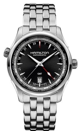 Hamilton Jazzmaster GMT Auto  Men's Watch H32695131