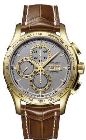 Hamilton Jazzmaster Lord Hamilton Auto Chrono  Men's Watch H32836551