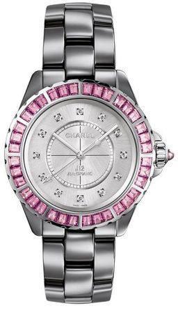 Chanel J12 Automatic   Women's Watch H3295