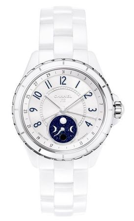Chanel J12 Moon Phase   Women's Watch H3404