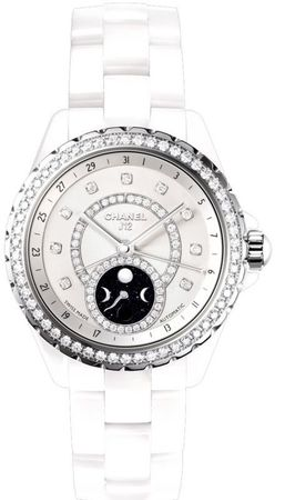 Chanel J12 Automatic   Women's Watch H3405