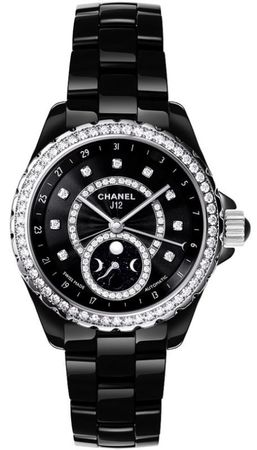 Chanel J12 Automatic   Women's Watch H3407