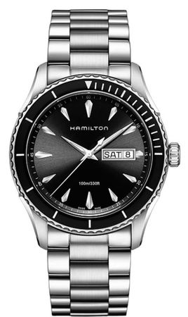 Hamilton Jazzmaster Seaview Day Date Quartz  Men's Watch H37511131