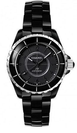 Chanel J12 Automatic   Women's Watch H3829