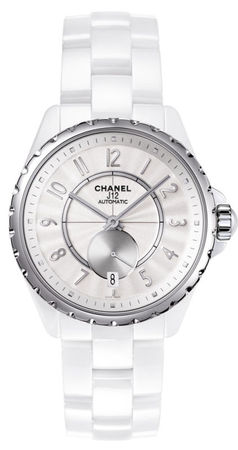 Chanel J12 Automatic   Women's Watch H3837