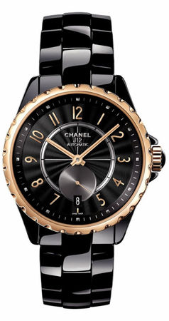 Chanel J12 Automatic   Women's Watch H3838