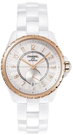 Chanel J12 Automatic   Women's Watch H3839