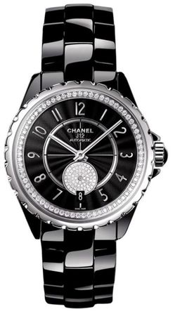 Chanel J12 Automatic   Women's Watch H3840