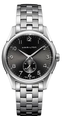 Hamilton Jazzmaster Thinline Small Second Quartz  Men's Watch H38411183