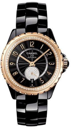 Chanel J12 Automatic   Women's Watch H3842