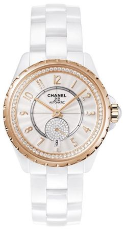 Chanel J12 Automatic   Women's Watch H3843