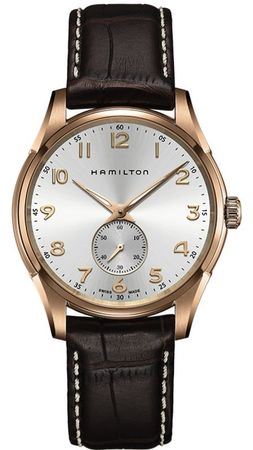 Hamilton Jazzmaster Thinline Small Second Quartz  Men's Watch H38441553