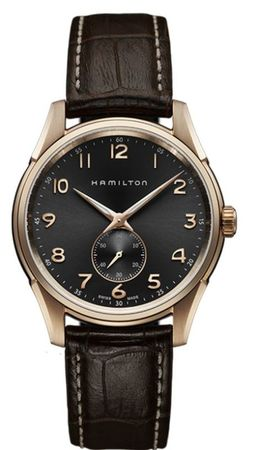 Hamilton Jazzmaster Thinline Small Second Quartz  Men's Watch H38441583