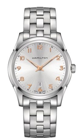 Hamilton Jazzmaster Thinline Quartz  Men's Watch H38511113