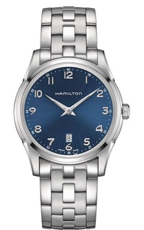 Hamilton Jazzmaster Thinline Quartz  Men's Watch H38511143