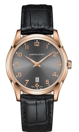 Hamilton Jazzmaster Thinline Quartz  Men's Watch H38541783