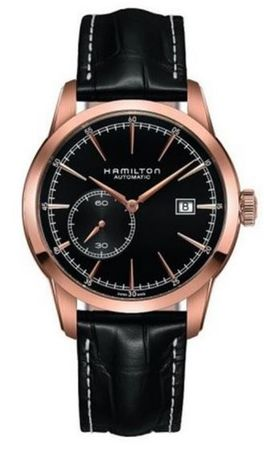 Hamilton American Classic Railroad Auto  Men's Watch H40545731
