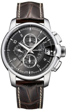 Hamilton American Classic Railroad Auto Chrono  Men's Watch H40616535