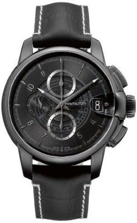 Hamilton American Classic Railroad Auto Chrono  Men's Watch H40686335