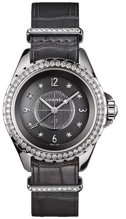 Chanel J12 Quartz   Women's Watch H4188
