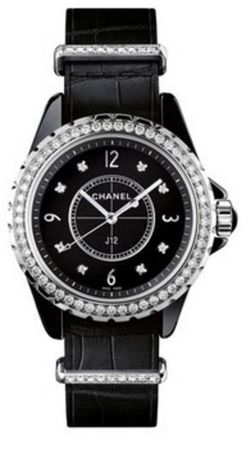 Chanel J12 Quartz   Women's Watch H4189