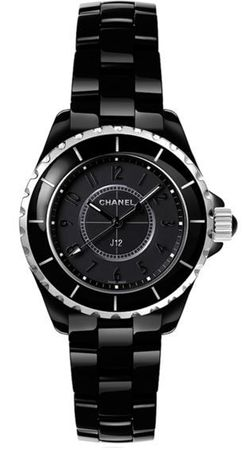 Chanel J12 Quartz   Women's Watch H4196