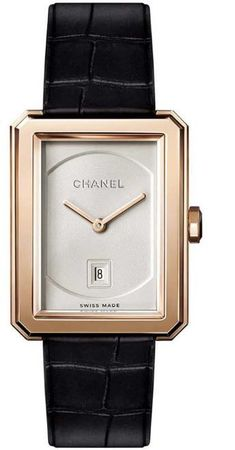 Chanel Boy-Friend   Women's Watch H4313