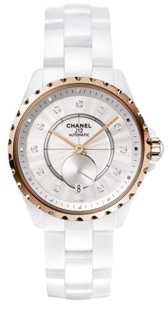 Chanel J12 Automatic   Women's Watch H4359