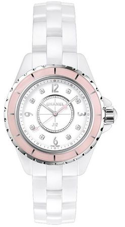 Chanel J12 Quartz   Women's Watch H4466