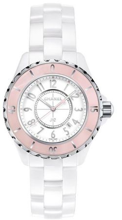 Chanel J12 Quartz   Women's Watch H4467