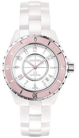 Chanel J12 Automatic   Women's Watch H4468