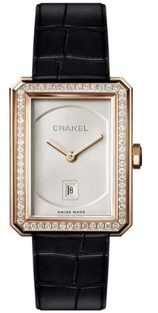 Chanel Boy-Friend   Women's Watch H4469