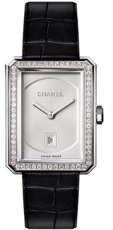 Chanel Boy-Friend   Women's Watch H4470