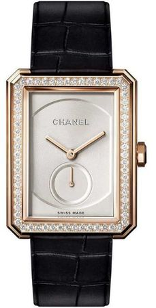 Chanel Boy-Friend   Women's Watch H4471
