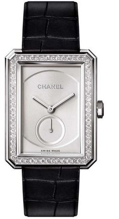 Chanel Boy-Friend   Women's Watch H4472