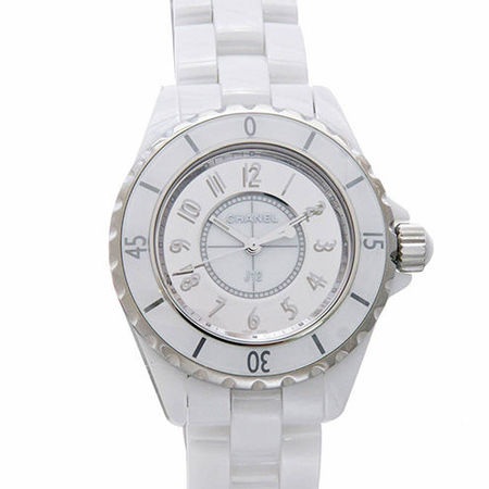 Chanel J12 Quartz   Women's Watch H4861