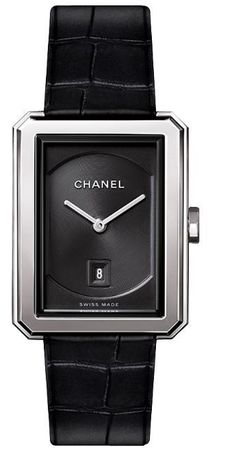 Chanel Boy-Friend   Women's Watch H4884