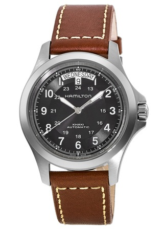 Hamilton Khaki Field King Auto  Men's Watch H64455533