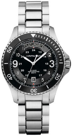 Hamilton Khaki Navy Scuba Auto  Men's Watch H64515133